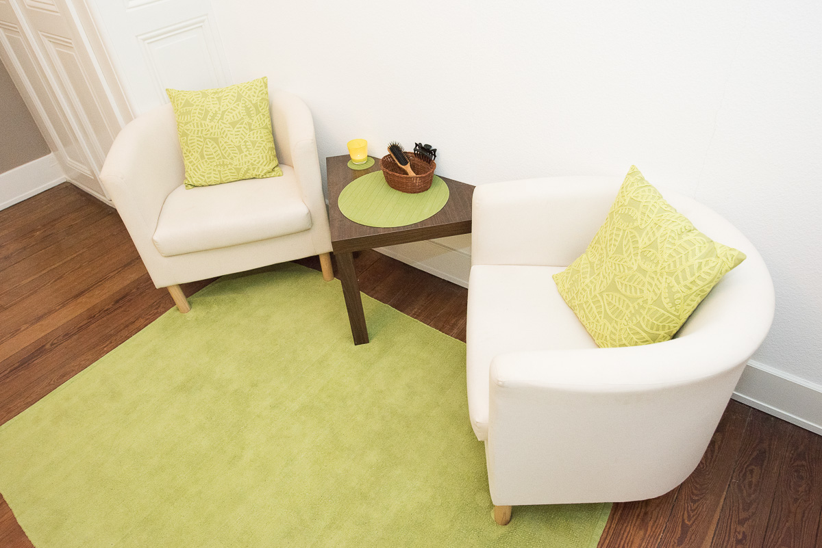 Cabinet Evoleo - espace massage